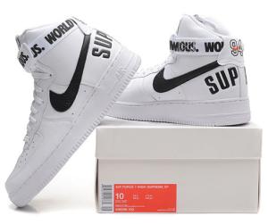 best service 8ace4 2b3c7 Nike Air force 1 High Supreme SP (698696-100) 4shoes.pl
