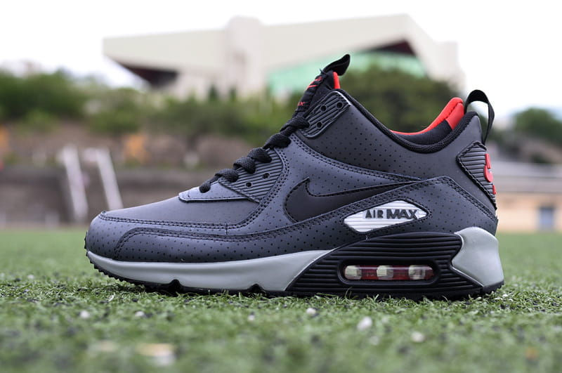 nike air max 90 czarne leather