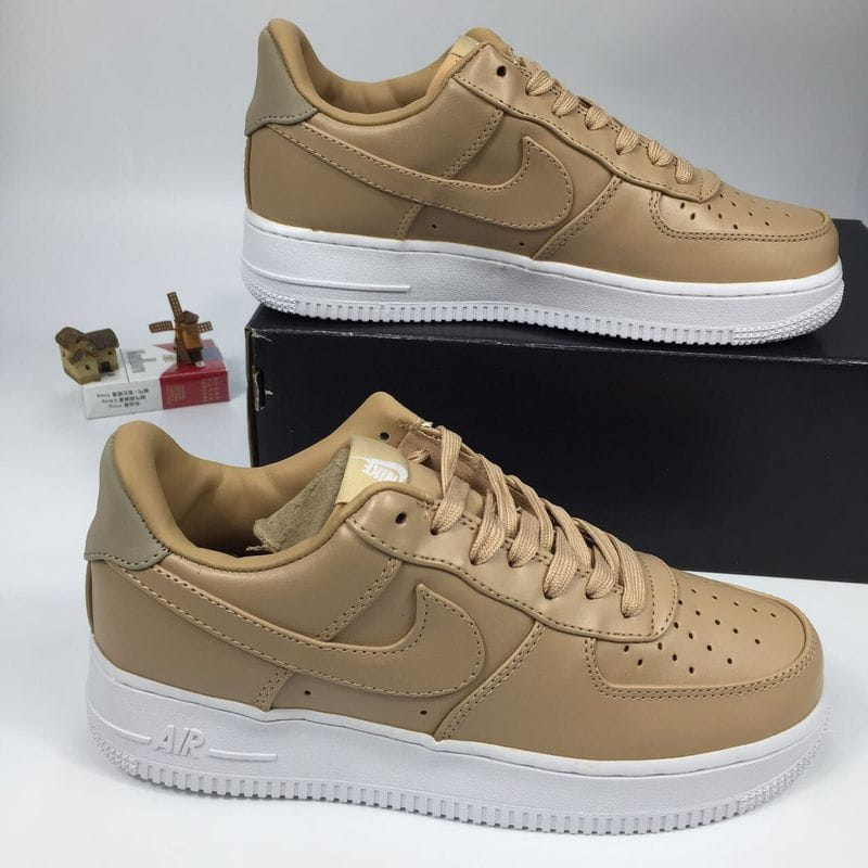 air force 1 beżowe