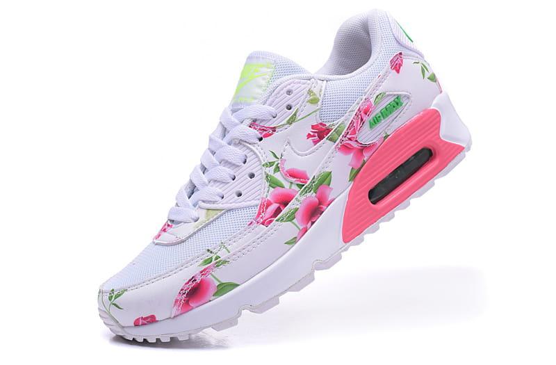 air max damskie kwiaty
