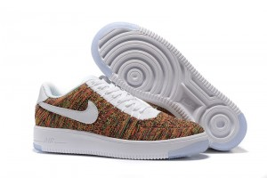 Nike Air Force 1 Flyknit Low (817420-402)