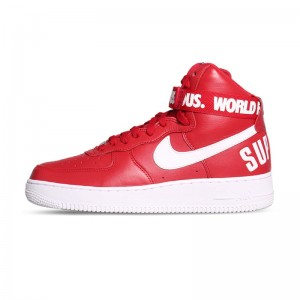 Nike Air force 1 High Supreme SP (698696-610)