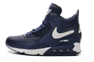Nike Air Max 90 SneakerBoot (684714 021) 4shoes.pl