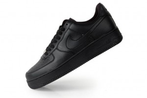 "Nike Air Force 1 Low 07 ""All Black"" (315122-001)"