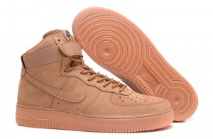"Nike Air Force 1 High '07 LV8 ""Flax"" (882096-200)"