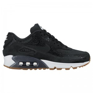 NIKE AIR MAX 90 PREM BLACK (443817-006)