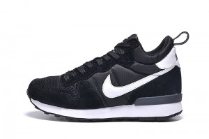 Nike Internationalist Winter Czarne/Białe