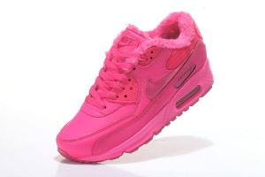 Nike Air Max 90 Winter Różowe