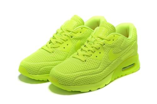 Air Max 90 Ultra Br GREEN Nike Sneakers