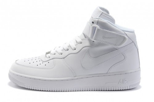 Nike Air Force 1 Mid 07 'All White' [315123 111