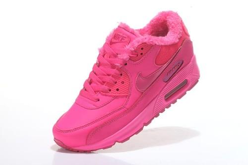 Darmowa dostawa sklep w magazynie Nike Air Max 90 Winter Różowe