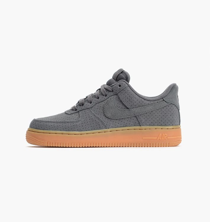 Nike Air Force 1 Low Suede (749263 001)