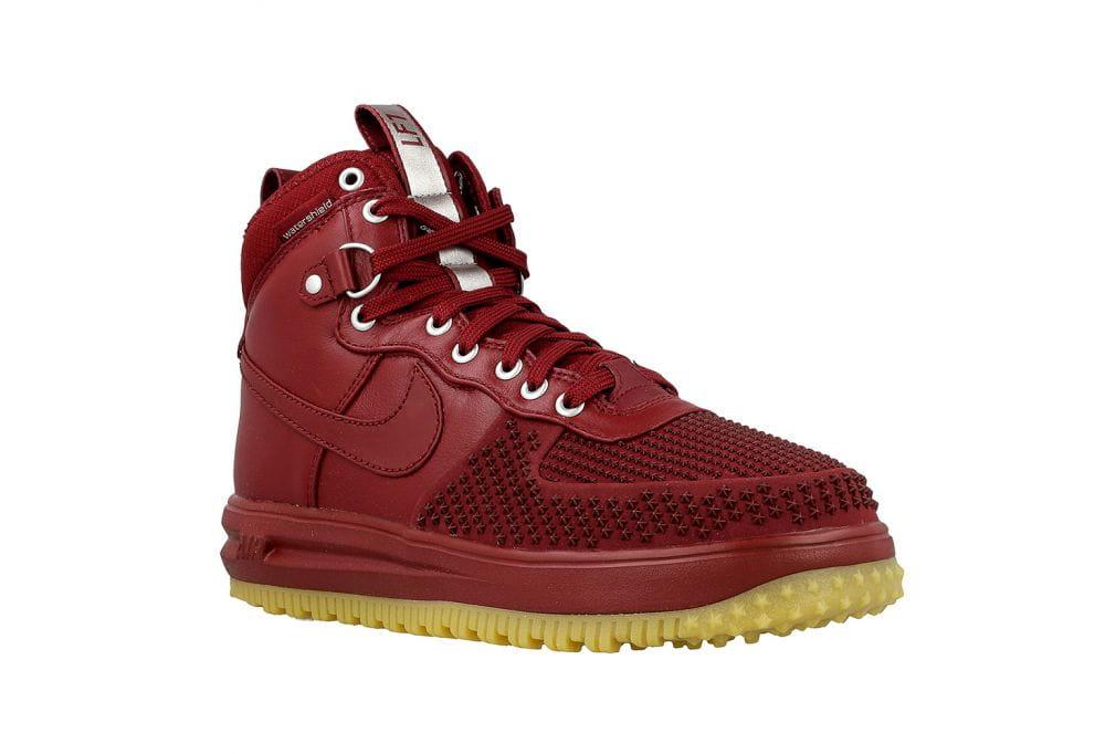Nike Lunar Force 1 Duckboot Shoes 805899 600